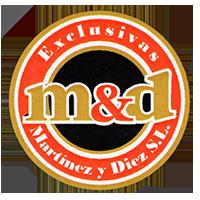 Logo Martinez y Diez S.L