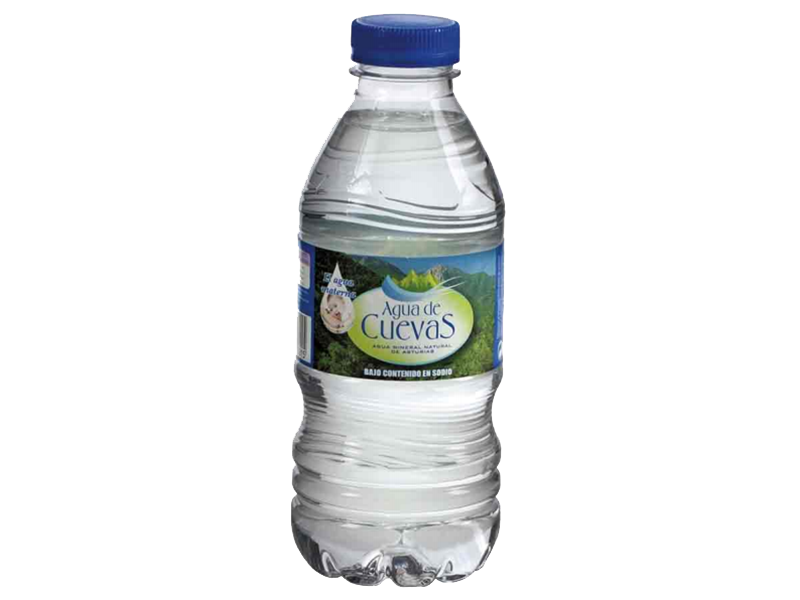 agua de cuevas 33cl