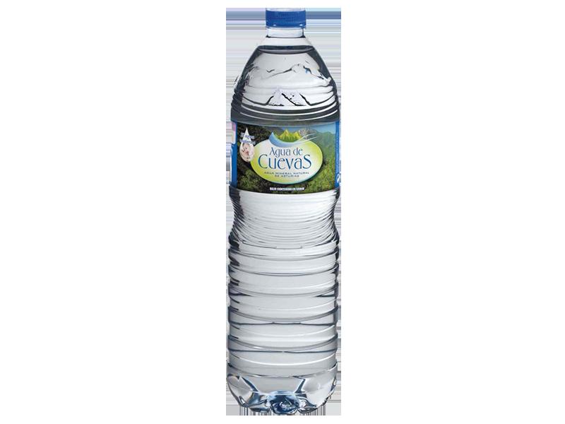 agua de cuevas 1,5l